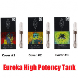 eureka carts packaging with vape pen