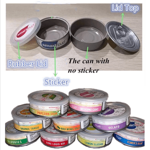 smart cans - carts packaging