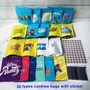 cookies bags with stickers gelati grenadine gary payton €75 london pound cake 75 Georgia pie cannabis flower packaging